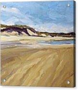 A Walk On The Beach Acrylic Print