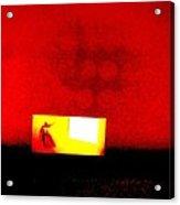 A Walk Through Hell Acrylic Print by Tyler Schmeling