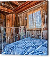 A Well Deserved Rest Acrylic Print