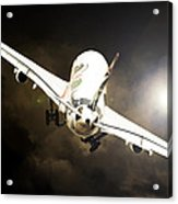 A340 Takeoff Acrylic Print