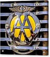 Aa Mu Emblem Acrylic Print