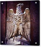 Ab Eagle St. Louis Brewery Acrylic Print