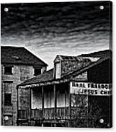 Abandone Buildings 1 Acrylic Print
