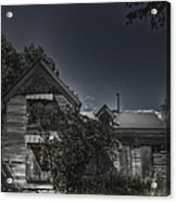 Abandoned Farmhouse Acrylic Print