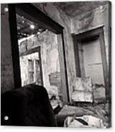 Abandoned Homestead Series Decay 2 Acrylic Print
