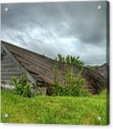 Abandoned In The Storm Acrylic Print
