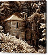 Abandoned In Time Acrylic Print