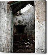 Abandoned Little House 1 Acrylic Print