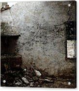 Abandoned Little House 3 Acrylic Print