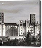 Abandoned Mills Acrylic Print
