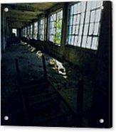 Abandoned Space IIi Acrylic Print