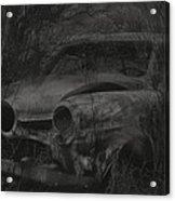 Abandoned Studebaker Acrylic Print