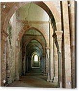 Abbey Fontenay I Acrylic Print
