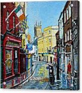 Abbey Street Ennis Co Clare Ireland Acrylic Print