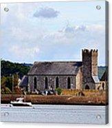 Abbeyside  Dungarvan Acrylic Print