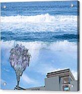 Abbott Kinney #1 Acrylic Print