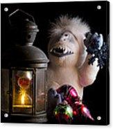 Abominable Christmas Acrylic Print