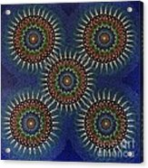 Aboriginal Inspirations 16 Acrylic Print
