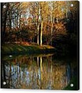 Above And Below Acrylic Print