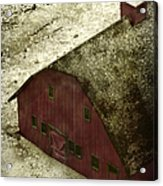 Above The Barn Acrylic Print