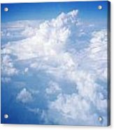 Above The Clouds 1 Acrylic Print