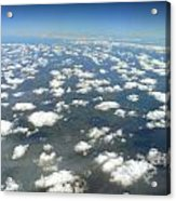 Above The Clouds II Acrylic Print