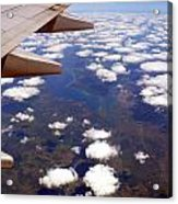 Above The Clouds IIi Acrylic Print