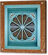 Above The Door Acrylic Print