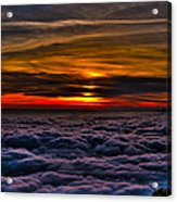 Above The Marine Layer Acrylic Print