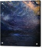 Above The Storm Acrylic Print