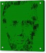 Abraham Lincoln 2a Acrylic Print