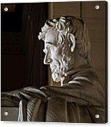 Abraham Lincoln Monument Acrylic Print