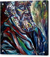 Abraham  Patriarch Acrylic Print