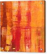 Abstrac 78 Acrylic Print