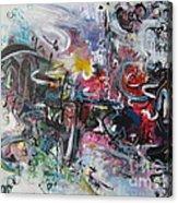 Abstract 00111 Acrylic Print