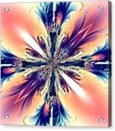 Abstract 012 Acrylic Print