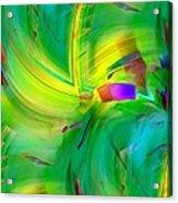 Abstract 019 Acrylic Print