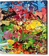 Abstract 022315 Acrylic Print