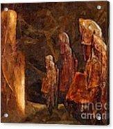 Abstract 0271 - Marucii Acrylic Print