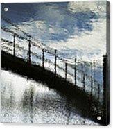 Abstract 031510 Acrylic Print
