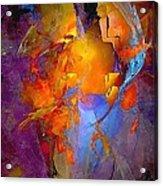 Abstract 0373 - Marucii Acrylic Print