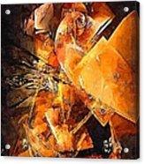 Abstract 0549 - Marucii Acrylic Print
