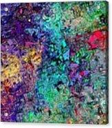 Abstract 061313 Acrylic Print