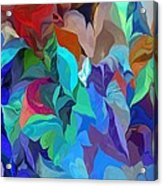 Abstract 062713 Acrylic Print