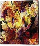 Abstract 082413 Acrylic Print