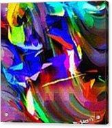 Abstract 082713d Acrylic Print