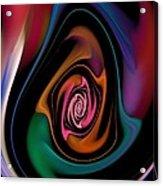Abstract 100913 Acrylic Print
