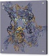 Abstract 101913 Acrylic Print