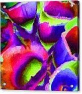 Abstract 102 Acrylic Print