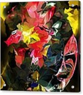 Abstract 102513 Acrylic Print